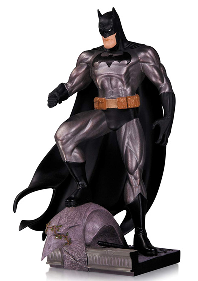 фигурка-Бэтмен-Dc-Collectibles-Batman-Metallic-Mini-Statues