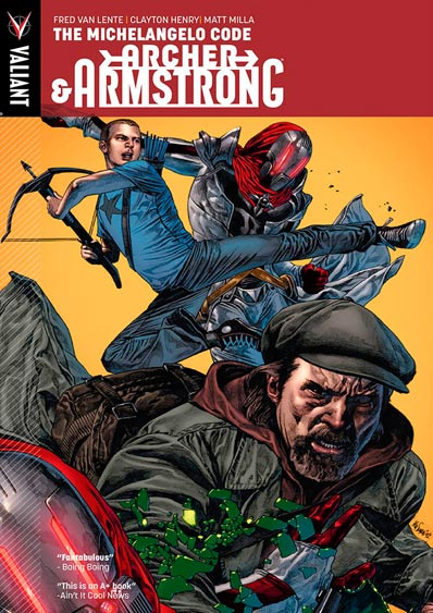 Archer-&-Armstrong-Vol-01-The-Michelangelo-Code