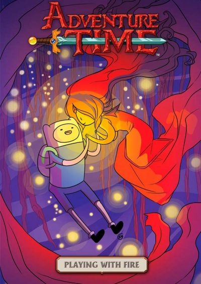 adventure-time-playing-with-fire-komiks