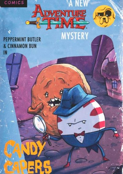 adventure-time-candy-capers-komiks